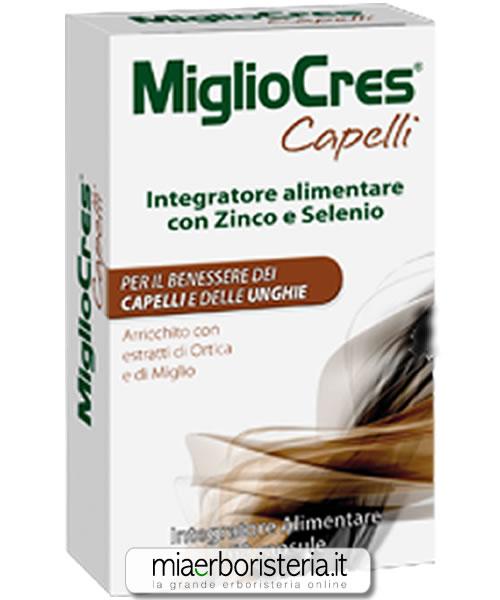 Migliocres Capelli compresse anticaduta per capelli